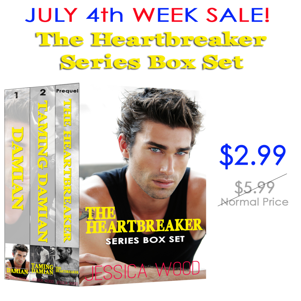 The Heartbreaker Box Set Sale