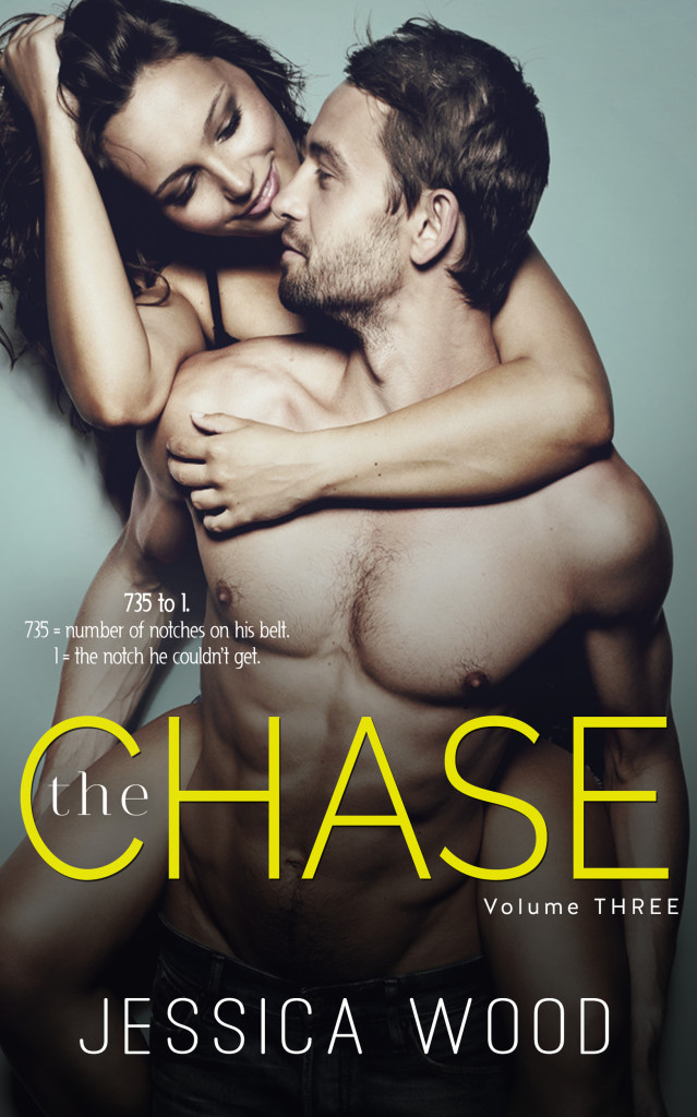 THE CHASE VOLUME THREE JESSICA WOOD KINDLE Ebook