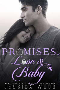 JESSICA WOOD PROMISES LOVE AND BABY BARNES AND NOBLE EBOOK COVER
